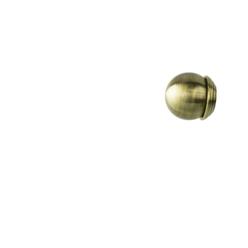 Końcówka 16 mm Gałka max