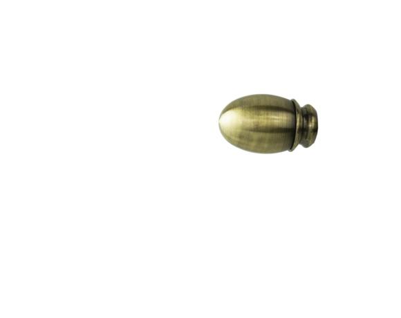 Końcówka 19 mm Owal